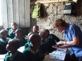 Nan teaches science,Nairobi