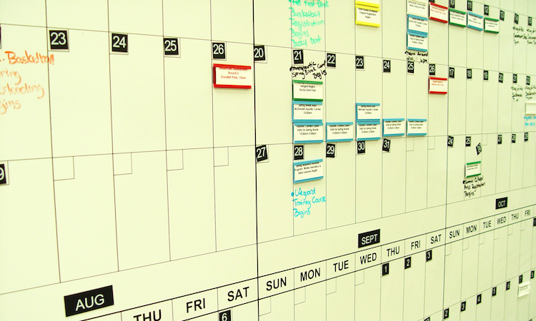 TOOLKIT: A Simple Way to Take the Pain out of Team Scheduling