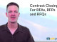 Introduction to Closing for RFAs, RFPs and RFQs