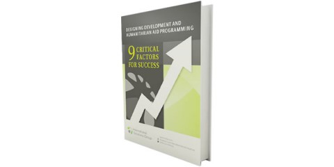 Designing Development and Aid Programming - 9 Critical Factors for Success