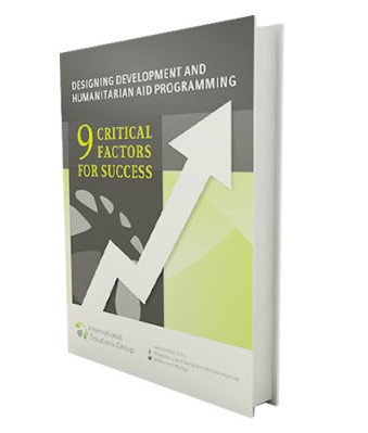TOOLKIT: Designing Development and Aid Programming – 9 Critical Factors for Success
