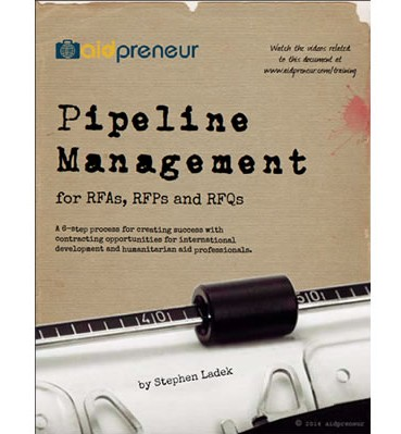 TOOLKIT: Pipeline Management For RFAs, RFPs and RFQs
