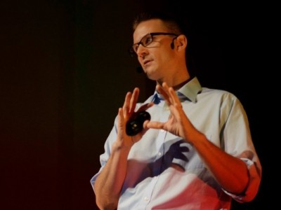 Stephen Ladek Presents Making It at TEDxUWCCR