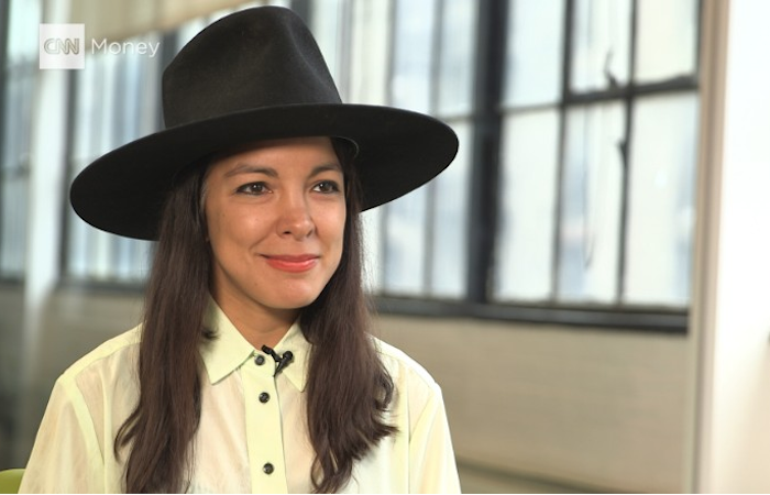 CNN Money Features Thinx Co-founder Miki Agrawal