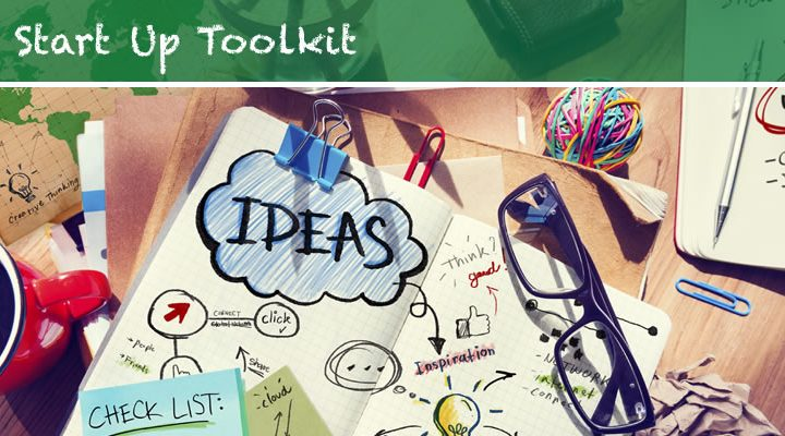 Start-up Toolkit: Part 1 – The Story