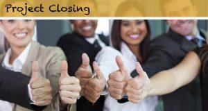 10. Project Closing FI