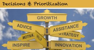 3. Decisions and Prioritization FI