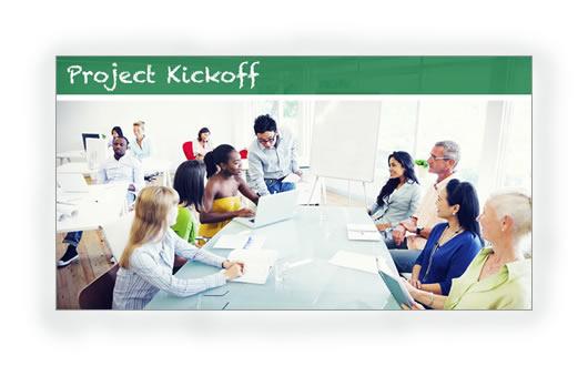 7. Project Kick Off TP